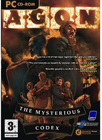 AGON - The Mysterious Codex (PC) PC Game
