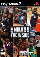 NBA 09 - The Inside (Limit 1 copy per client) (PLAYSTATION2)
