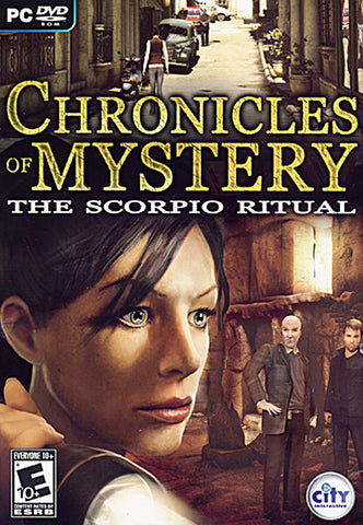 Chronicles Of Mystery - The Scorpio Ritual (PC) PC Game