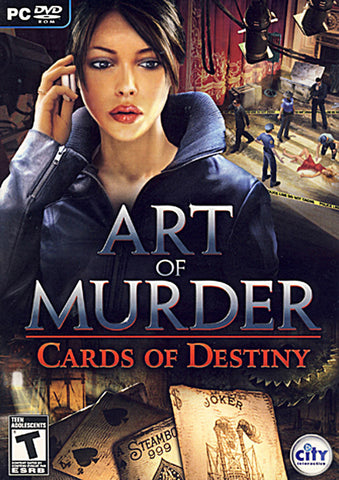 Art of Murder - Cards of Destiny (PC) PC Game