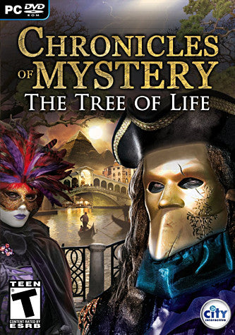 Chronicles Of Mystery - The Tree Of Life (PC) PC Game