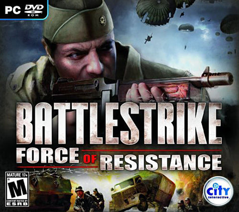 BattleStrike -The Force of Resistance (Jewel Case) (PC) PC Game