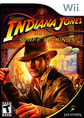 Indiana Jones and the Staff of Kings (NINTENDO WII)