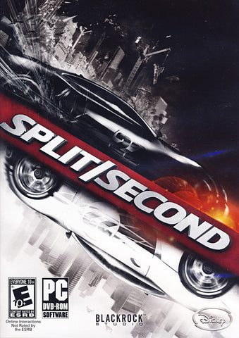 Split / Second (PC) PC Game