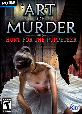 Art of Murder - Hunt for the Puppeteer (PC) PC Game