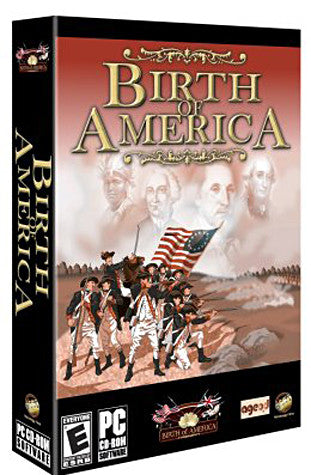 Birth Of America (European) (PC) PC Game