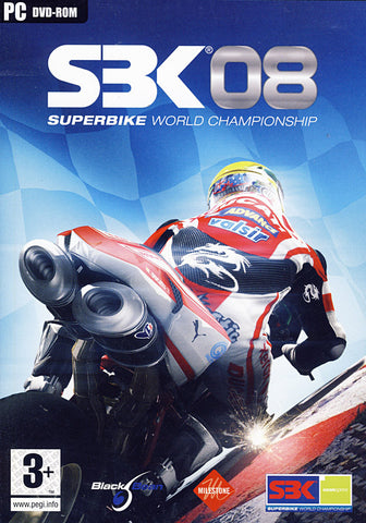 SBK 08 - Superbike World Championship (french Version Only) (PC) PC Game