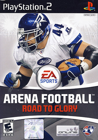 Arena Football - Road to Glory (PLAYSTATION2) PLAYSTATION2 Game