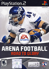 Arena Football - Road to Glory (PLAYSTATION2)