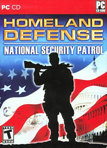 Homeland Defense - National Security Patrol (PC) PC Game