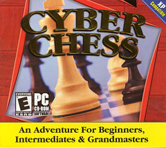 Cyber Chess (Jewel Case) (PC)