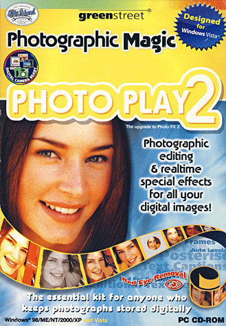 Photo Play 2 (PC) PC Game