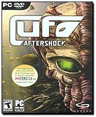 UFO Aftershock (PC) PC Game