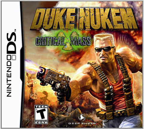 Duke Nukem - Critical Mass (DS) DS Game