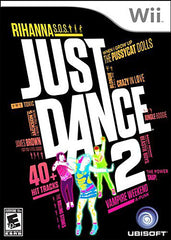 Just Dance 2 (Bilingual Cover) (NINTENDO WII)