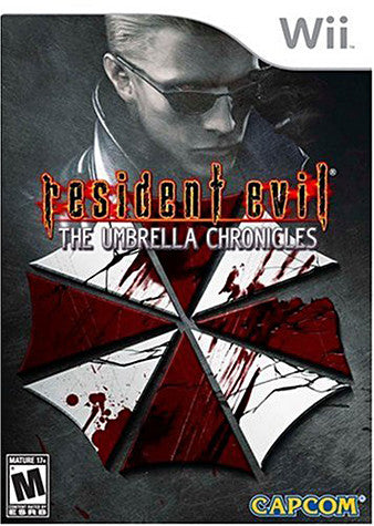 Resident Evil - The Umbrella Chronicles (NINTENDO WII) NINTENDO WII Game