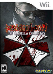 Resident Evil - The Umbrella Chronicles (NINTENDO WII)