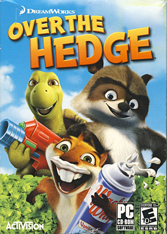 Over the Hedge (PC) PC Game