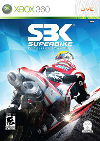 SBK Superbike World Championship (XBOX360) XBOX360 Game