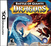 Battle Of Giants - Dragons (DS) DS Game
