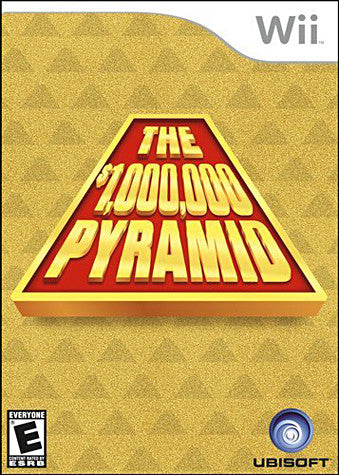 The $1,000,000 Pyramid (NINTENDO WII) NINTENDO WII Game