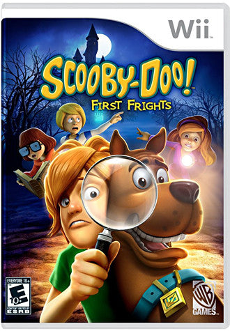 Scooby Doo - First Frights (NINTENDO WII) NINTENDO WII Game