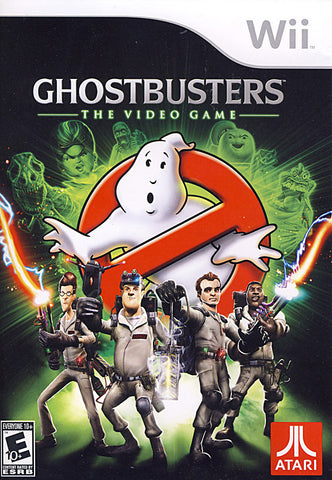 Ghostbusters - The Video Game (NINTENDO WII) NINTENDO WII Game