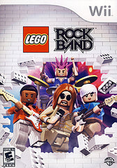 Lego - Rock Band (NINTENDO WII)