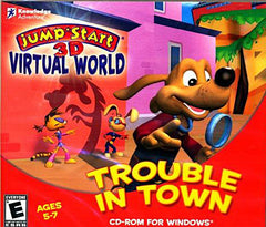 Jump Start 3D Virtual World - Trouble In Town (PC)