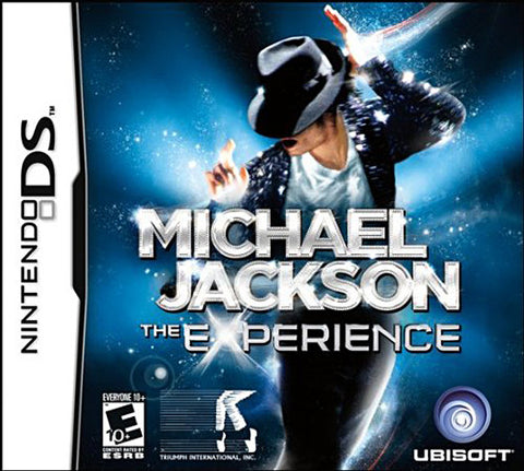 Michael Jackson - The Experience (Bilingual Cover) (DS) DS Game