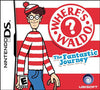 Where s Waldo? - The Fantastic Journey (DS) DS Game