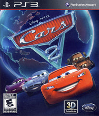 Cars 2 (Bilingual Cover) (PLAYSTATION3)
