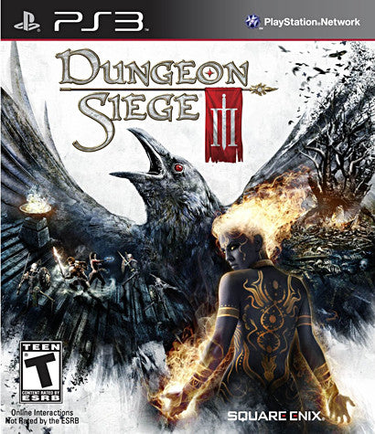 Dungeon Siege 3 (PLAYSTATION3) PLAYSTATION3 Game