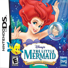 Disney's The Little Mermaid - Ariel's Underseas Adventure (DS)