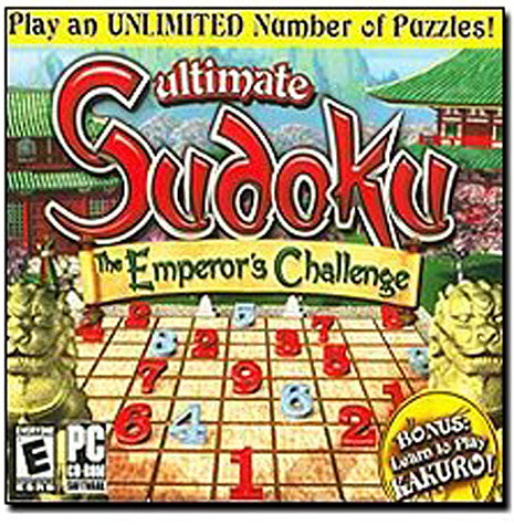 Ultimate Sudoku: The Emperor's Challenge (PC) PC Game