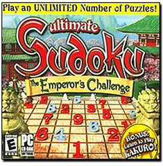 Ultimate Sudoku: The Emperor's Challenge (PC)