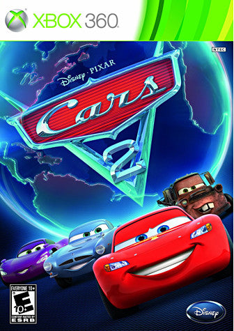 Cars 2 (XBOX360) XBOX360 Game