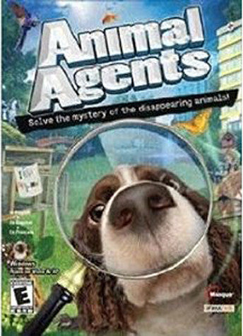 Animal Agents (PC) PC Game