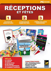 Receptions et fetes (French Version Only) (PC)