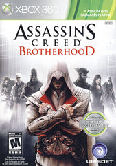 Assassin s Creed - Brotherhood (Bilingual Cover) (XBOX360)