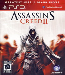 Assassin s Creed II (2) (Trilingual Cover) (PLAYSTATION3)
