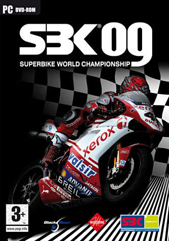 SBK 09: Superbike World Championship (French Version Only) (PC) PC Game