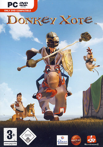 Donkey Xote (European) (PC) PC Game
