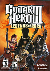 Guitar Hero III: Legends Of Rock (Game Only) (PC)