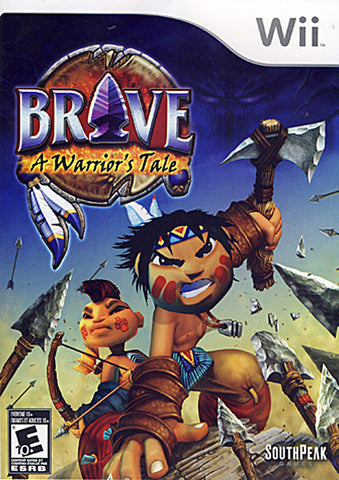 Brave - A Warrior's Tale (NINTENDO WII) NINTENDO WII Game