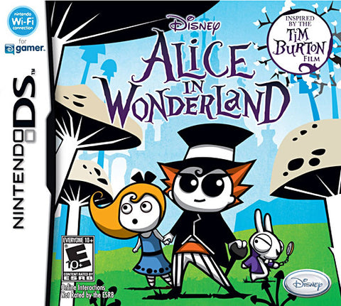 Alice in Wonderland (DS) DS Game
