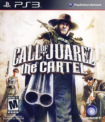 Call of Juarez - The Cartel (PLAYSTATION3) PLAYSTATION3 Game