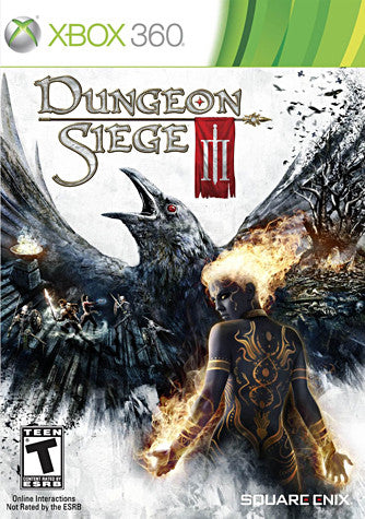 Dungeon Siege 3 (XBOX360) XBOX360 Game