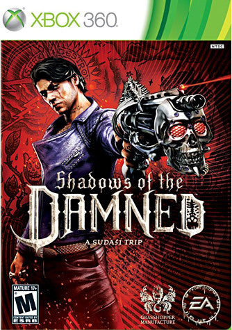 Shadows of the Damned (XBOX360) XBOX360 Game