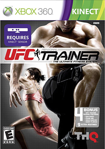 UFC Personal Trainer (Kinect) (XBOX360) XBOX360 Game